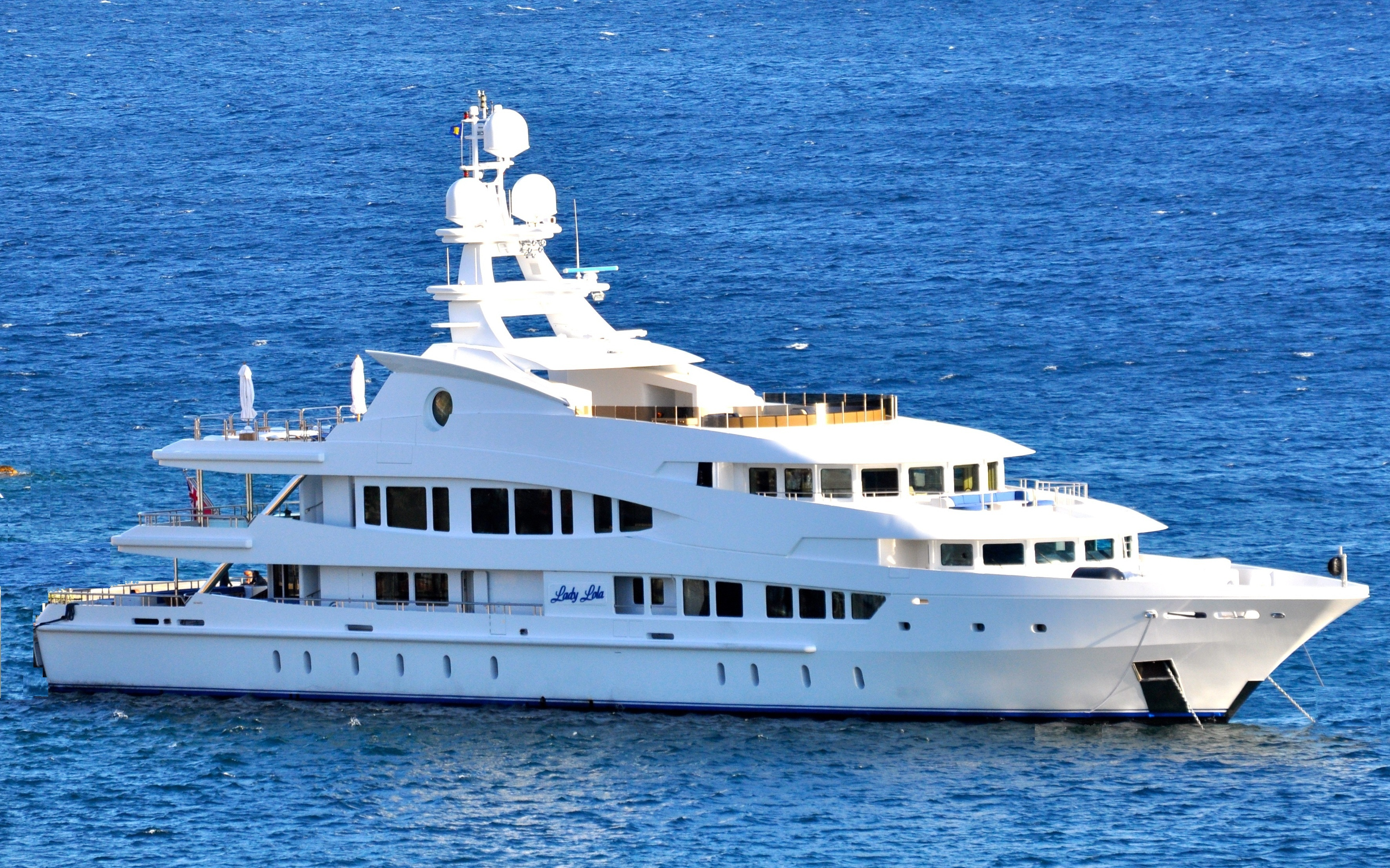 M/Y Lady Lola joins the Fairport Yacht Support fleet